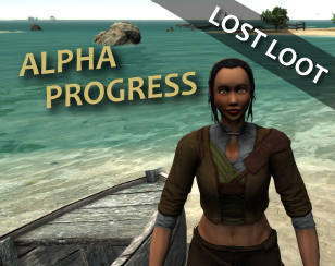 GIVE FEEDBACK ON THE ALPHA!